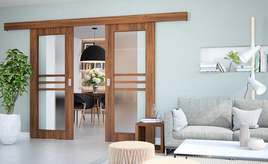 posuvné dveře Solo Door