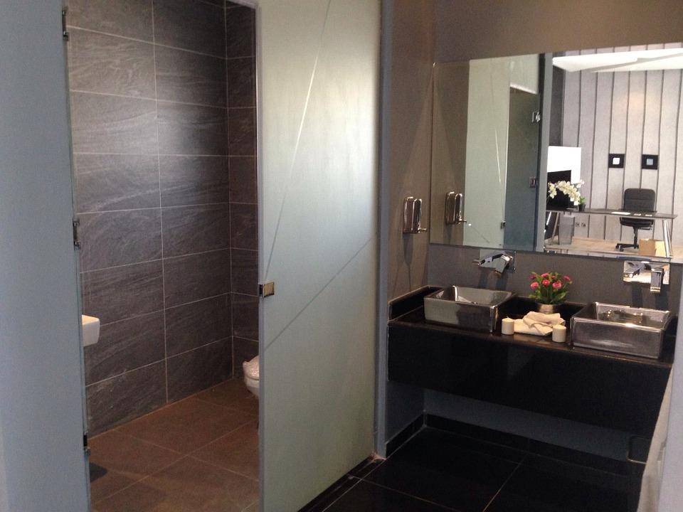 moderní koupelna 2016 inspirace