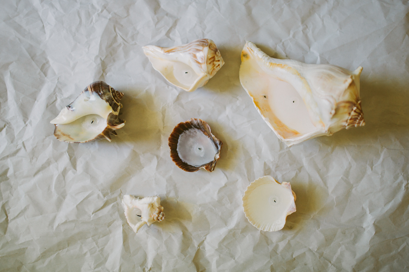 DIY-seashell-candles